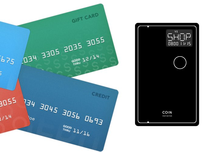 Coin 2.0 Next Generation NFC Wallet Unveiled (video)