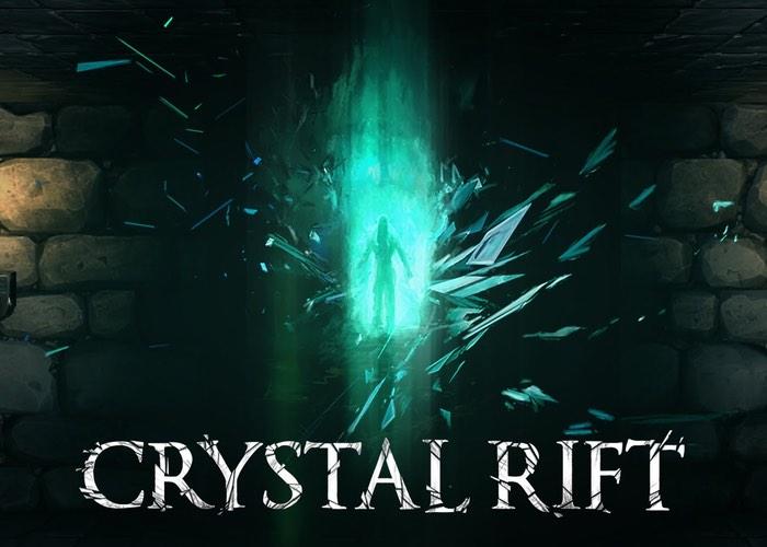Crystal Rift Oculus Rift DK2 Gameplay Trailer