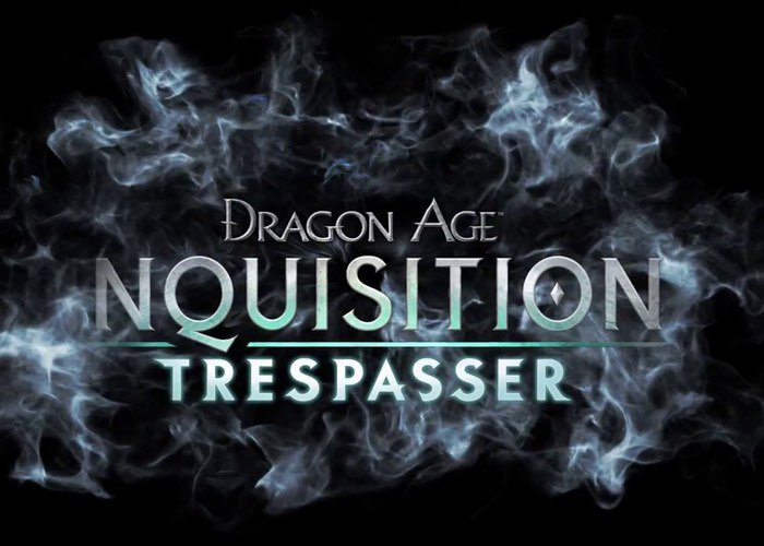 Dragon Age Inquisition Trespasser DLC