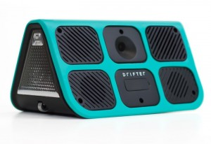 Drifter Touchscreen Waterproof Speaker Now Available To Pre-Order