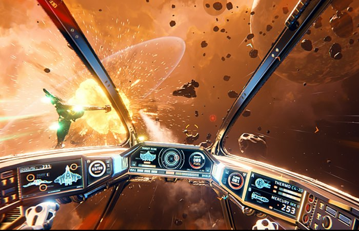EverSpace 3D Space Shooter By RockFish Games (video)