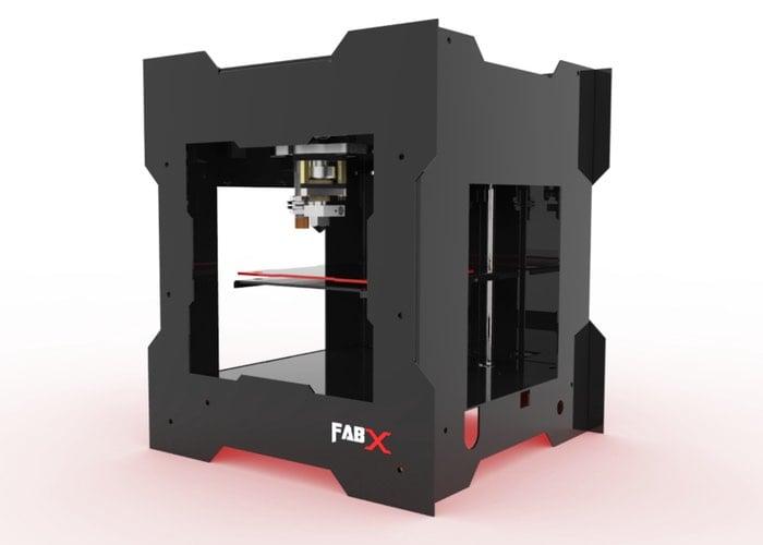 FabX 2 3D Printer