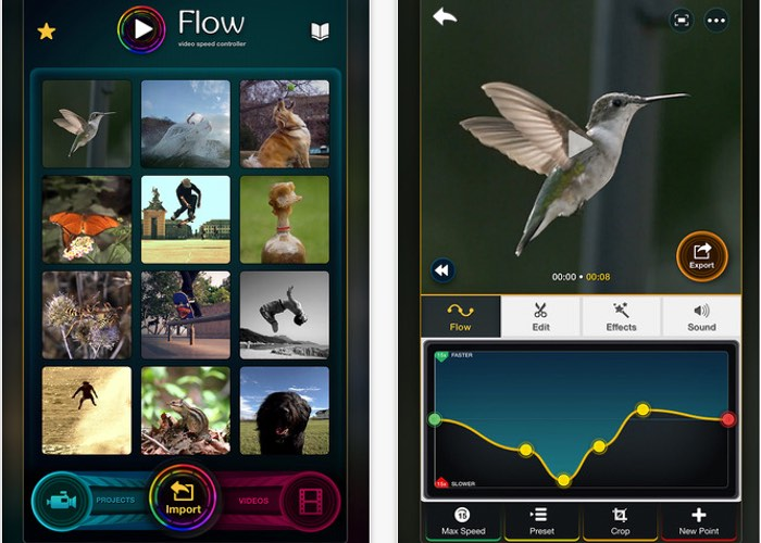 Flow iOS App
