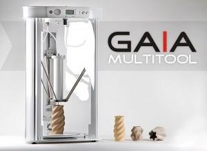 GAIA Multitool 3D Printer