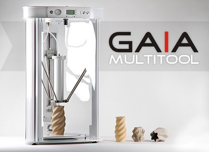 GAIA Multitool 3D Printer
