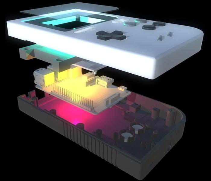 GameKid Raspberry Pi