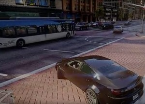 New Grand Theft Auto 5 Mod Makes Game Look Almost Real (video)