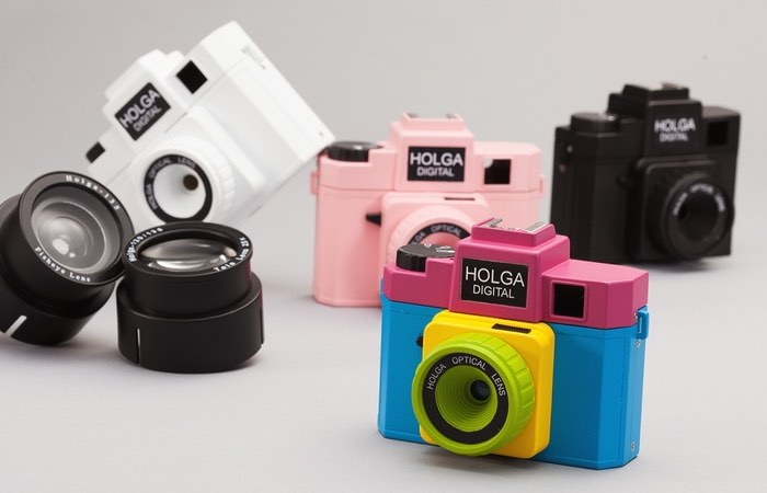 Holga Digital Creative Digital Camera System Hits Kickstarter (video)