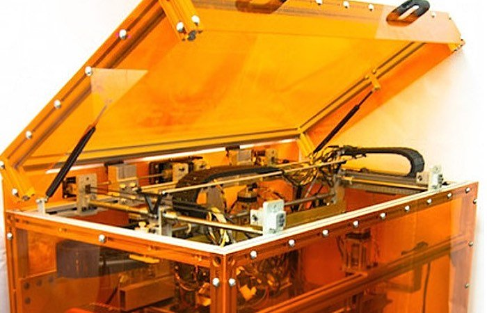 MIT MultiFab 3D Printer
