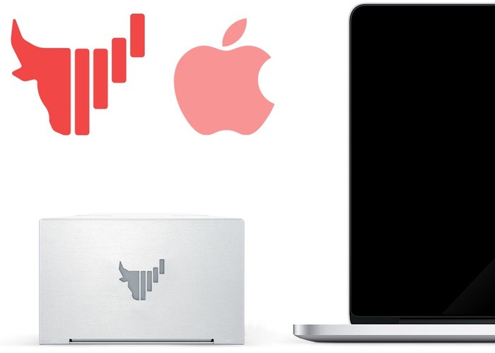 bull box MacBook External Graphics Card (video)