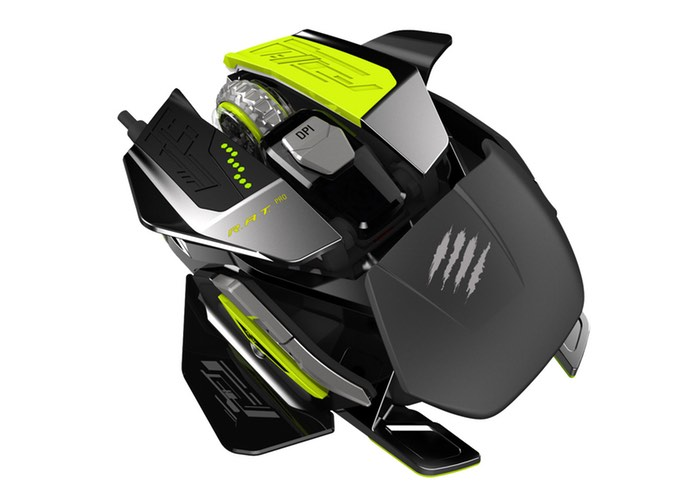 Mad Catz PRO X Ultimate Gaming Mouse