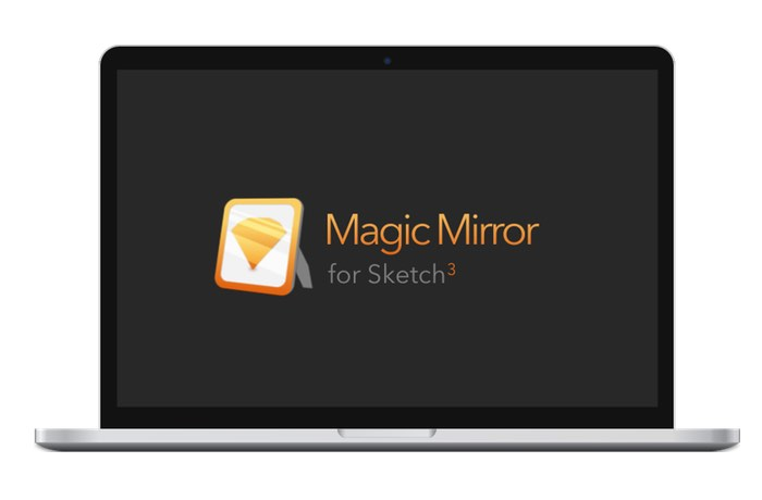 Magic Mirror For Sketch 3