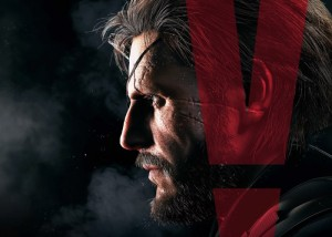 Metal Gear Solid V The Phantom Pain Launch Trailer (video)
