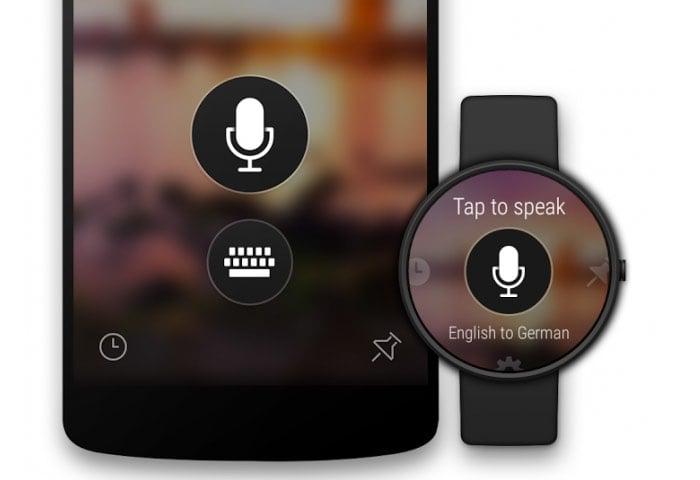 Microsoft Translator Apple Watch