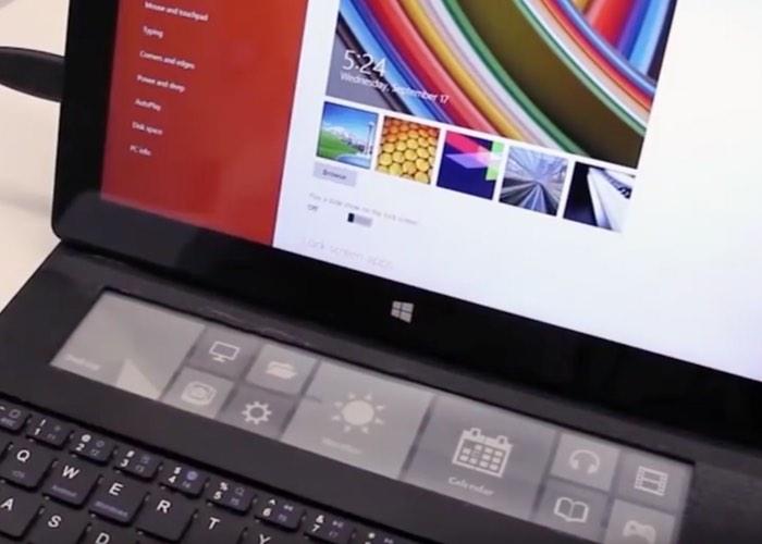 Microsoft Unveils New DisplayCover