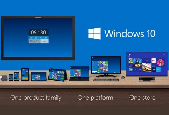 Windows-10 sales