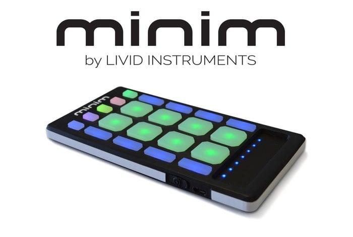 Minim Pocket Electronic Instrument