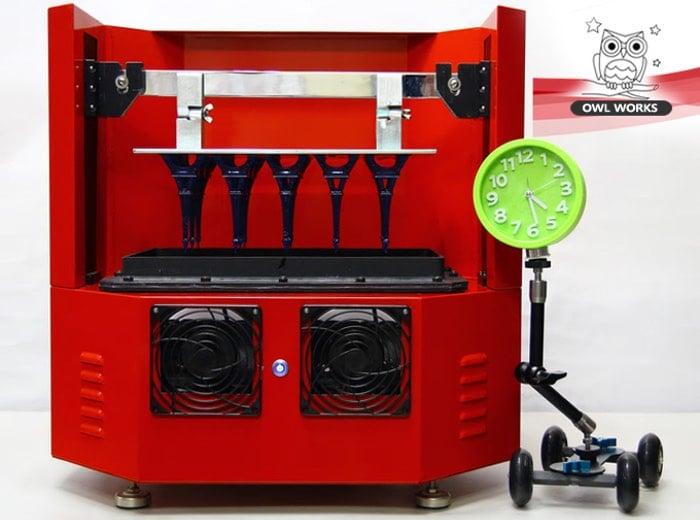 Morpheus 3D Printer