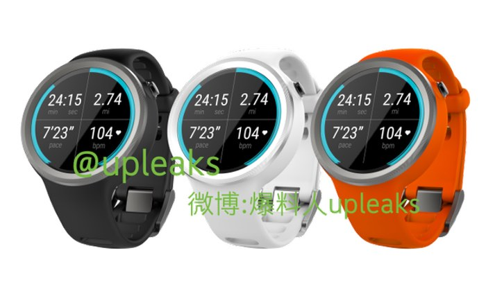 New Motorola Moto 360 Sport Smartwatch Images Leaked