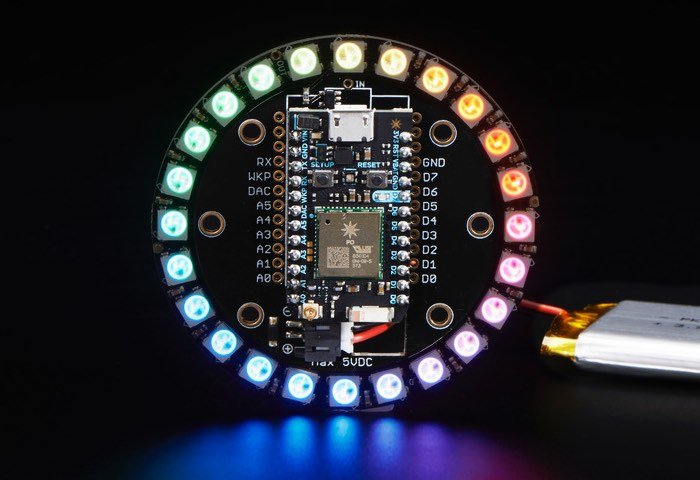 NeoPixel Ring Kit