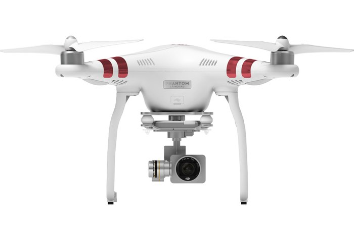 New Easy Fly DJI Phantom 3 Standard Drone