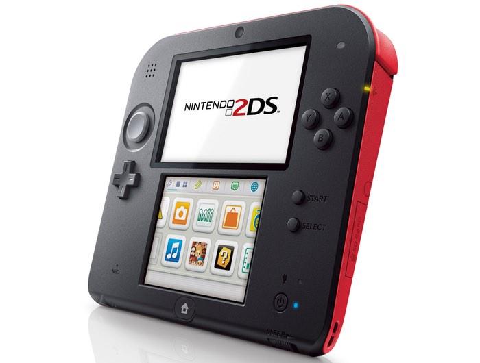 Nintendo 2DS Price