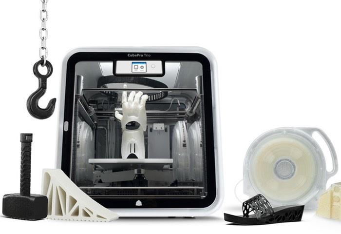 Nylon 3D Printing Filament