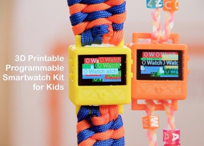 O-Watch-Smartwatch