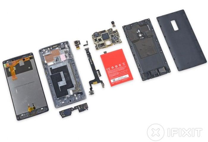 OnePlus 2 teardown