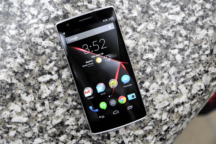 Cyanogen OS 12.1 Released For The OnePlus One