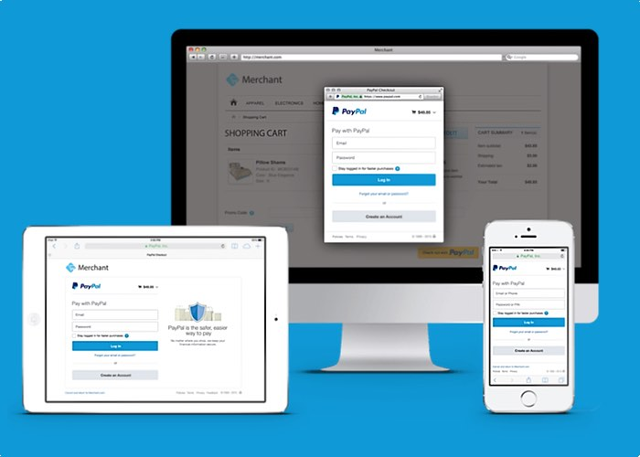 PayPal OneTouch Instant Checkout Service Rolls Out To 12 More Countries