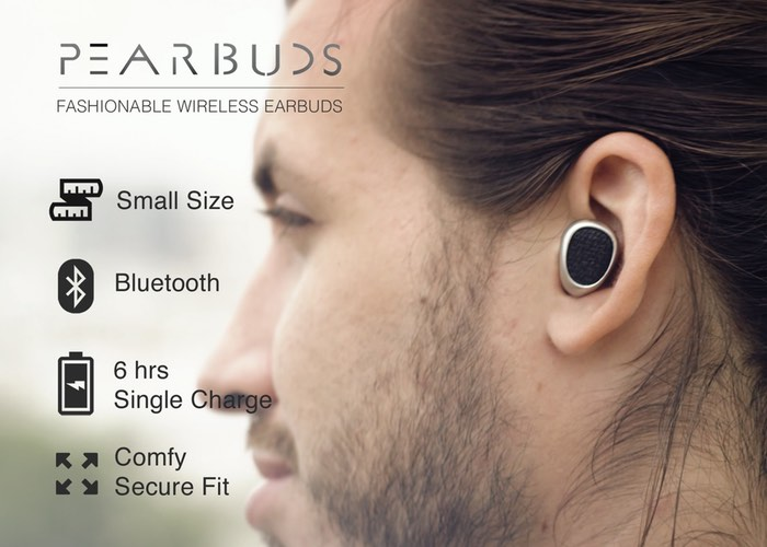 Pearbuds Stereo Cordless Earbuds
