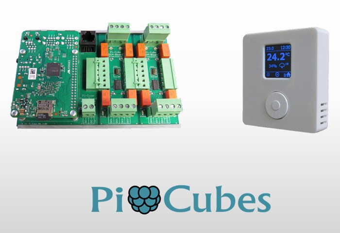 Pi Cubes Offer A Raspberry Pi Based HVAC Automation System