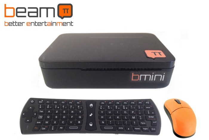 Raspberry Pi Powered Bmini Media Entertainment System