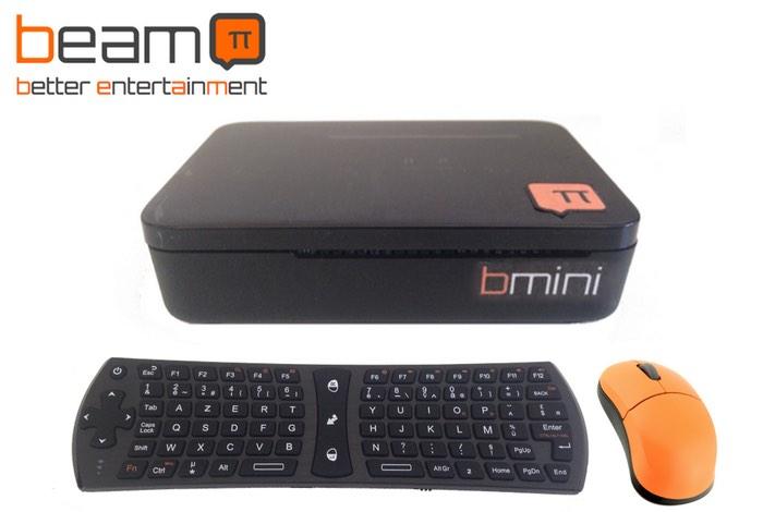 Raspberry Pi Powered Bmini Media Entertainment System