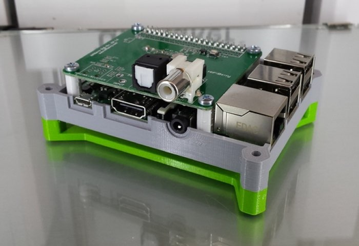 Raspberry Pi2 Case-1