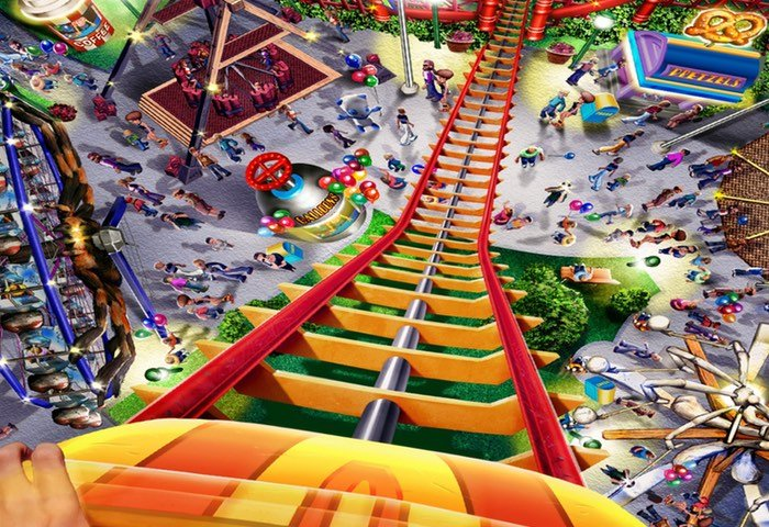 Rollercoaster Tycoon 3 Launches On iOS