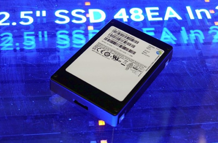 Samsung 16TB Solid State Drive (SSD) Introduced