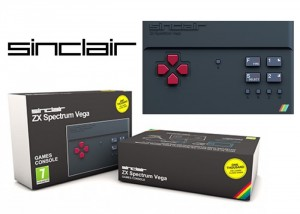 Sinclair ZX Spectrum Vega Launches With 1,000 Games On August 24th For £100