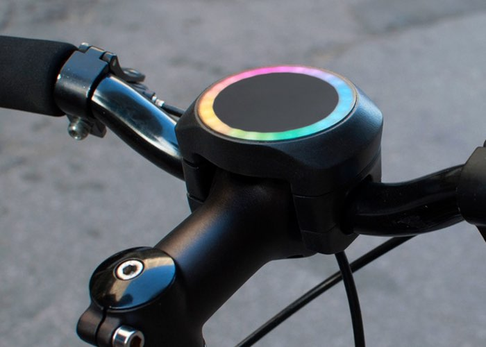 SmartHalo Transforms Your Bike Into A Smart Bike (video)