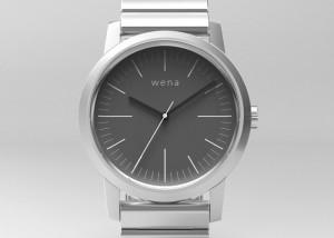 New Sony Wena Watch Launching Via Croudfunding (video)
