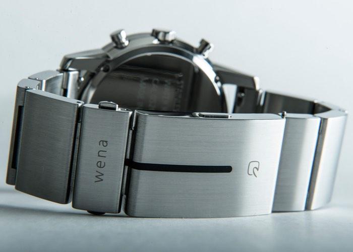 Sony Wena Watch