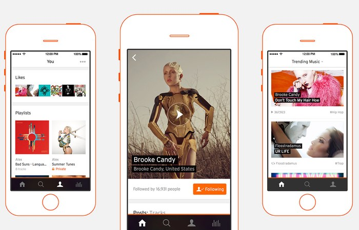 SoundCloud Android App