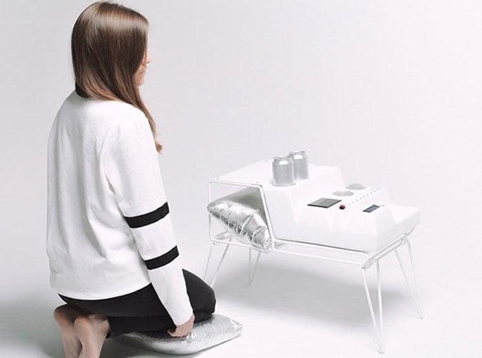 Technopicnic Solar-Powered Picnic Backpack