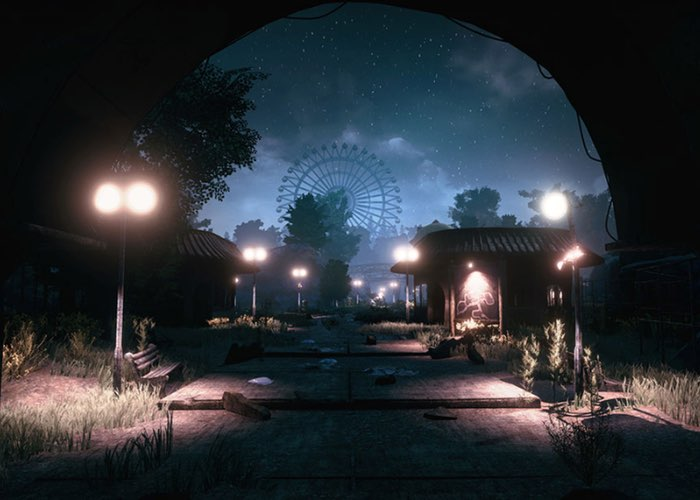 The Park, Horror Game Teaser Trailer Released (video)