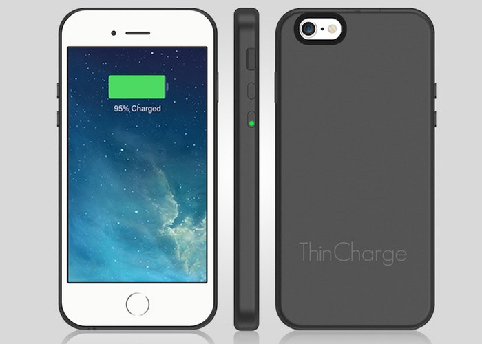 Iphone Battery Cases Normally Add Considerable Unwanted Thickness And Extra Weight To Your Le Smartphone But One Company Has Endeavoured Change This