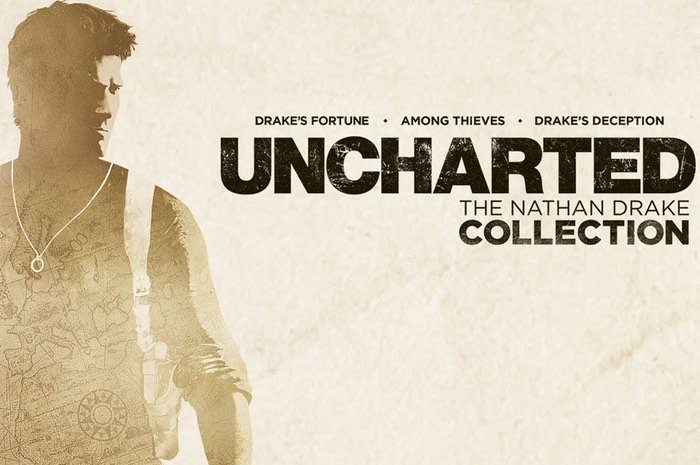 Uncharted The Nathan Drake Collection Story