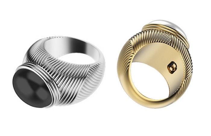 Ungaro ring