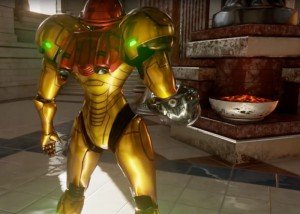 HD Samus Created By Metroid Fan Using Unreal Engine 4 (video)