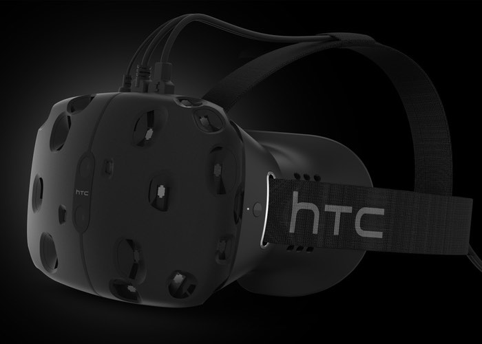 Valve HTC Vive Virtual Reality Headset Will See 'Limited Release' This Year
